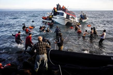 Να σταματήσουμε τις απάνθρωπες πολιτικές κατά τωνμεταναστών!