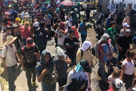 Solidarity: Το Καραβάνι – «Κρίση», Μύθος καιΓεγονότα