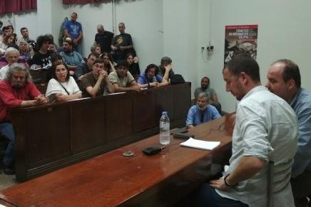 ΔΕΛΤΙΟ ΤΥΠΟΥ για την εκδήλωση «Επανάσταση και αντεπανάσταση στηΣυρία»