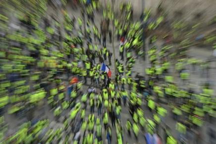 Κίτρινα Γιλέκα: αναπάντεχη και προβλέψιμη ιστορικήευκαιρία!