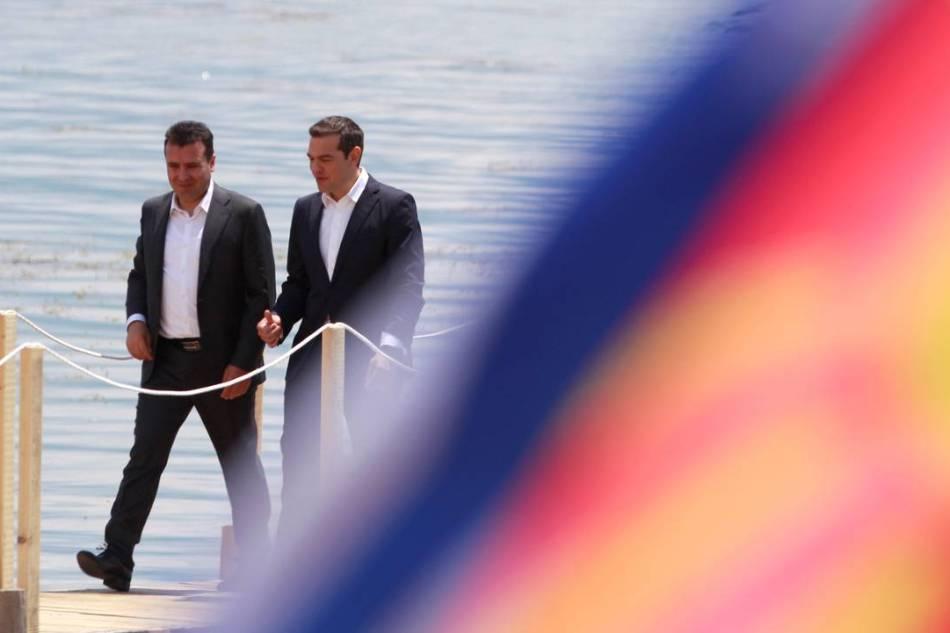 """Για τη """"συμφωνία Τσίπρα –Ζάεφ"""""""