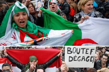 Αλγερία: Λαϊκή κινητοποίηση και ανάγκη γενικήςαπεργίας