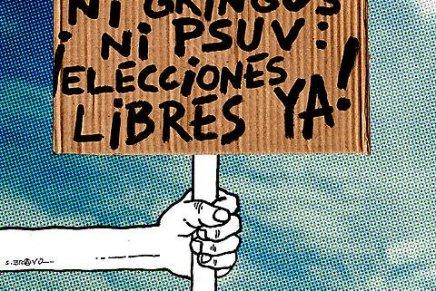 Βενεζουέλα: μονομαχία σε βάρος τουπληθυσμού