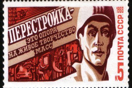 «Σταθεροποίηση» η νέα μαγική λέξη στηνΕΣΣΔ