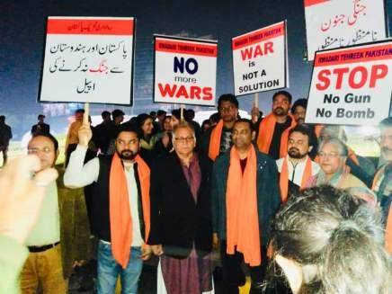 Ινδία – Πακιστάν: Όχι στονπόλεμο!