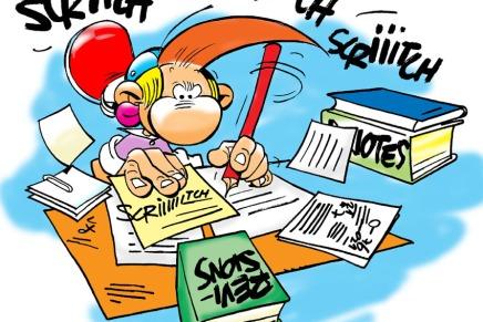 Κάτω οι εξετάσεις!