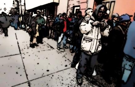 Η εποχούμενη φτώχεια τηςΑμερικής