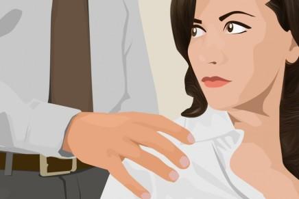Γυναίκες: σεξουαλικές παρενοχλήσεις