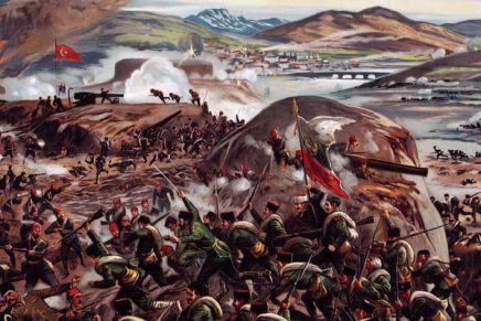 Ο Τρότσκι για τους βαλκανικούς πολέμους1912-13
