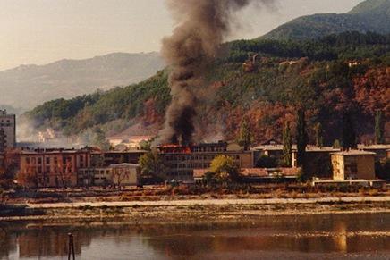 Γιουγκοσλαβία: αποκάλυψη στοΓκόραζντε