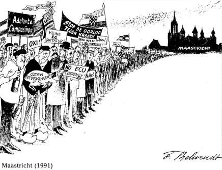 Μανιφέστο 4ης Διεθνούς, ενάντια στην ΕυρωπαϊκήΈνωση