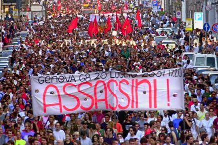 Γένοβα: η νέα ριζοσπαστικοποίηση και ηαριστερά