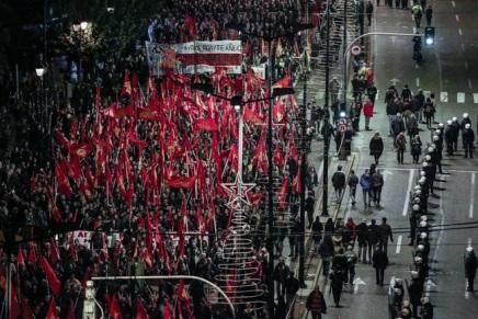 Ο δρόμος του Νοέμβρη επαναστατικός καιεπίκαιρος
