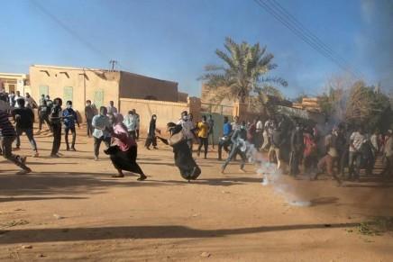 Αλληλεγγύη στη σουδανική επανάσταση!