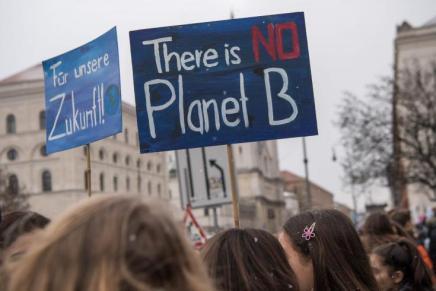 Κλίμα: Να σταθούμε στο ύψος τωννέων