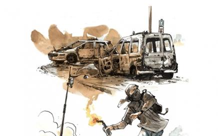 France: La révolte desbanlieues