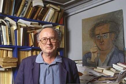 Pierre Vidal-Naquet: Un ami s'en estallé