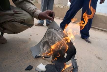 Ιράκ: Για την απογοήτευση του αντιπολεμικούαγώνα…