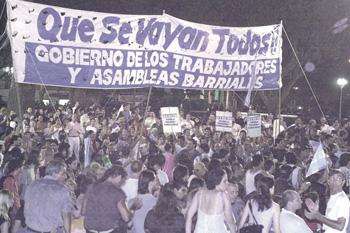 Το νόημα της αργεντίνικηςεξέγερσης