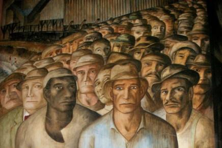 Πανεργατικό ενιαίο μέτωπο την Πρωτομαγιά -Σπάρτακος1934