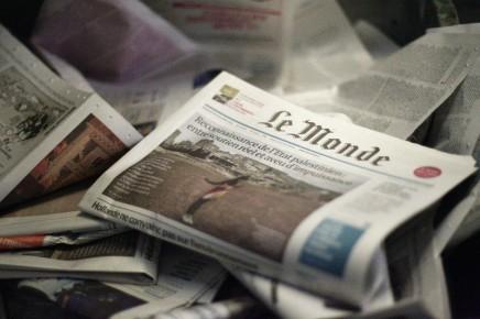 Γαλλία: Οι ωραίες ευχές της εφημερίδας LeMonde