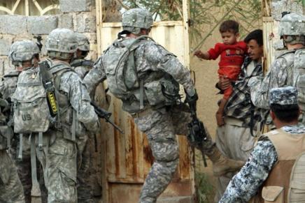 Να σταματήσει ο πόλεμος εναντίον του ιρακινούλαού