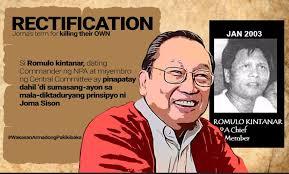 4η Διεθνής: Για τις δολοφονίες του ΚΚΦιλιππίνων