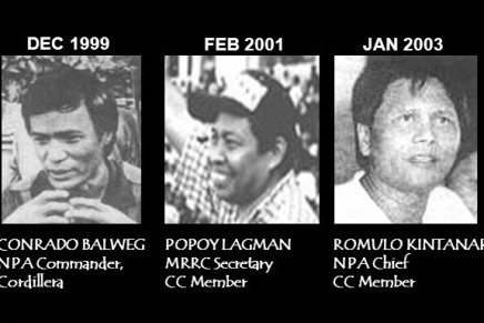 Δολοφονία τουσ.Romulo: Αλληλεγγύη με τη φιλιππινέζικηαριστερά!