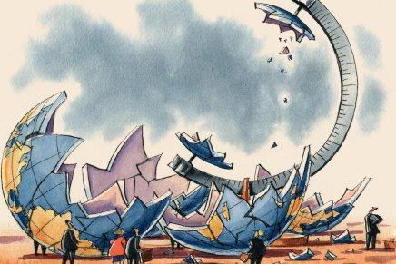 Ο νέος διεθνισμός στην πολιτικήστρατηγική