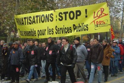 Γαλλία: Κάλεσμα για αντικαπιταλιστική συσπείρωση