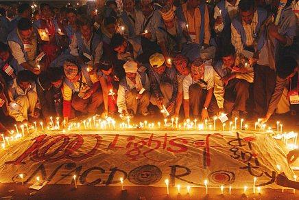 Ινδία: για μια «πολιτικήαφύπνιση»