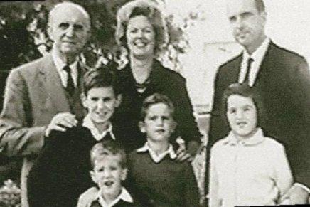 Το μυστικό της γοητείας της οικογένειαςΠαπανδρέου