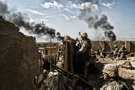 Φαλούτζα: Πολιορκία στονΕυφράτη