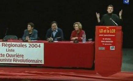 France: Leçons des élections demars