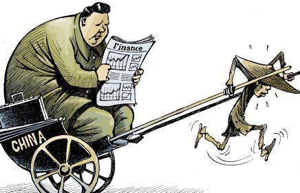 Κίνα: Η μετάβαση στονκαπιταλισμό