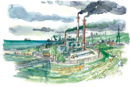 Καταστροφή περιβάλλοντος καιοικοσοσιαλισμός
