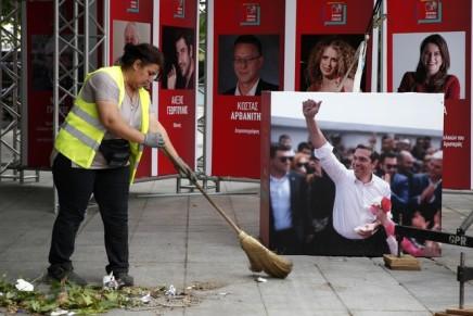 Grèce: Retour de la droite et sescontradictions