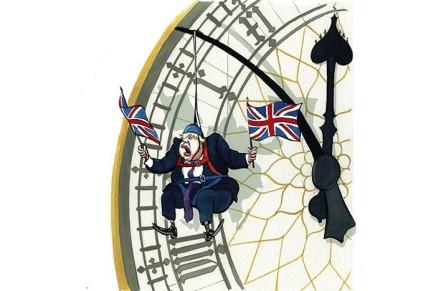 Η Μ.Βρετανία σεαναταραχή