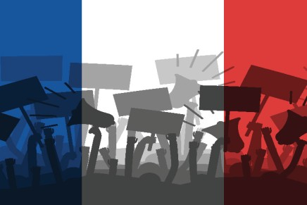 Γαλλία: Γενική απεργία κατά της γενικήςεπίθεσης