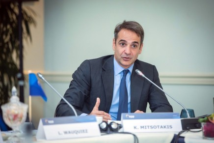 Greece: Pushing back Mitsotakis and the far right
