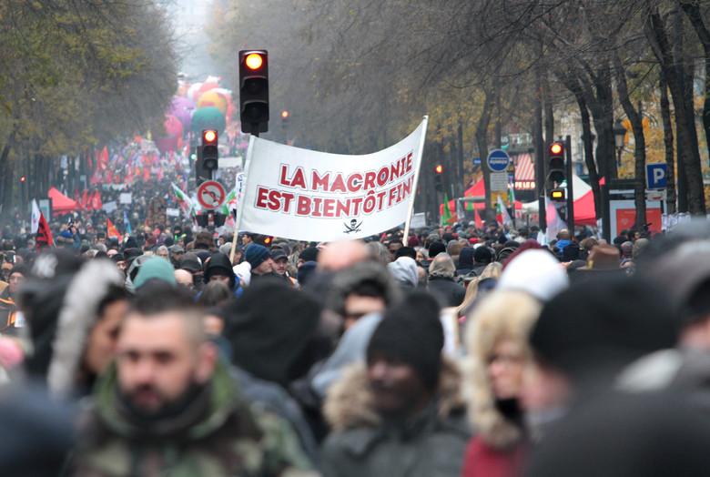 Γαλλία: Το κίνημα δε σβήνει… αλλά και δενεπεκτείνεται