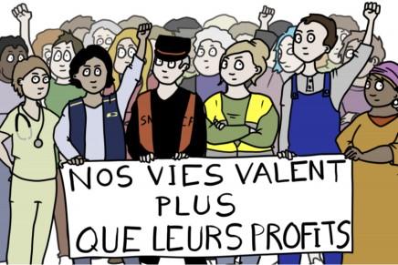Βέλγιο, Covid-19: να σώσουμε τη ζωή – όχι τακέρδη!
