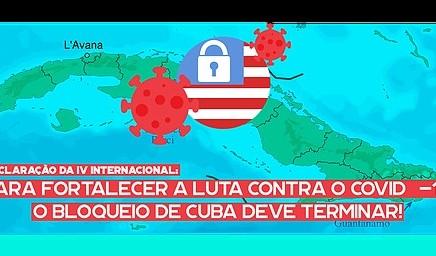 Covid-19: Να αρθεί ο αποκλεισμός τηςΚούβας
