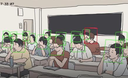 Contre l'oeil de Big Brother dans les salles de classes en Grèce!