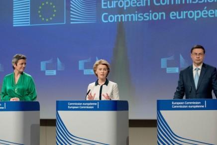 ΕΕ: Μια πολύ fake μάχη κατά του κορονοϊού…
