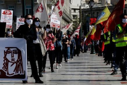 Grèce: Du mythe de la «bonne gestion» ducovid-19