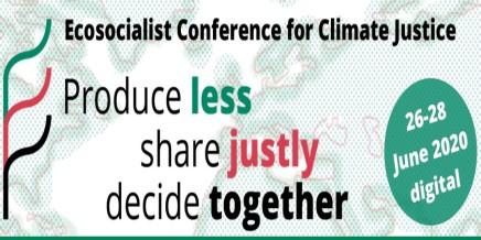 Να παράγουμε λιγότερο, να μοιραζόμαστε περισσότερο, να αποφασίζουμεμαζί!