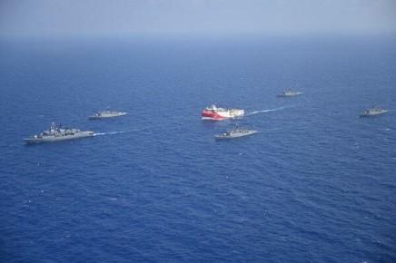 Aegean Sea: urgent anti-war mobilizationneeded