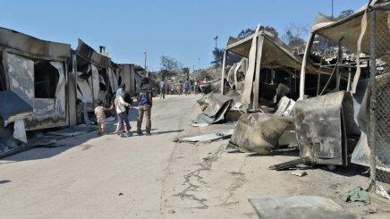 Κάλεσμα: να τελειώνουμε με το στρατόπεδο τηςΜόριας
