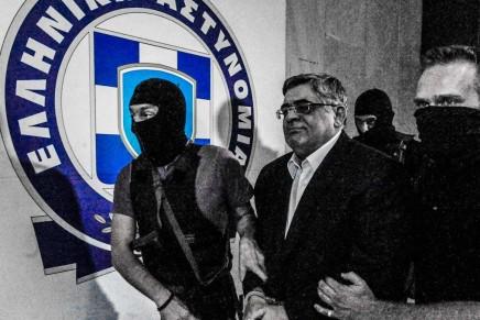 Grèce : les nazis en prison… exemple àsuivre